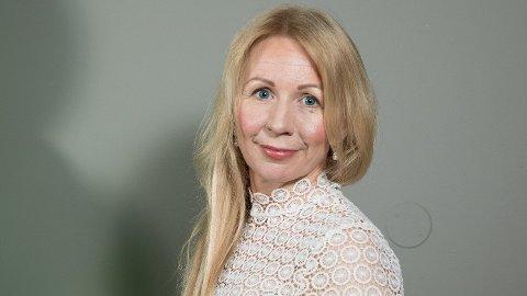 BOK STEVNET: Anne Brith Davidsen, kjent fra «Bloggerne», må nå i retten for sin nyeste bok. Foto: Tv 2