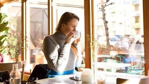 SEKS: Seks kopper kaffe er grensen man må holde seg innenfor for å være trygg. Foto: Thomas Brun (NTB scanpix)