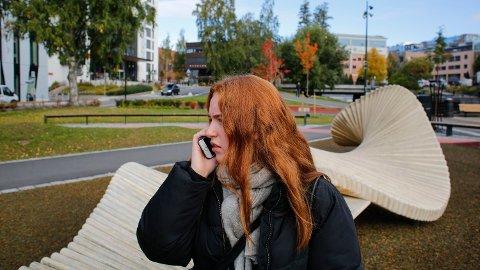 SPRER SEG: Mobilkapring er et økende problem, med enkle tiltak kan du beskytte din egen telefon. Foto: Mia Oshiro Junge / NTB scanpix