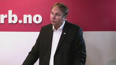 OPPRØRT: Gruppeleder og ordførerkandidat Christian Bendz i Nannestad Høyre er ikke fornøyd med Nannestad Bygdeliste etter at de inngikk samarbeid med Sp og Ap etter valget.