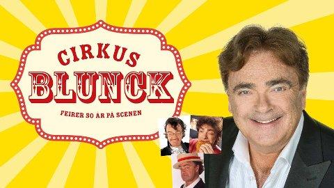 Øivind Blunck er en av våre aller største entertainere.