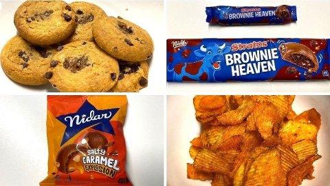 Disse søtsakene skal prøve å friste deg i høst, men er de egentlig verdt å kjøpe? Nettavisens smakstestere har gjort jobben for deg - og mange av nyhetene skaper stor misnøye.