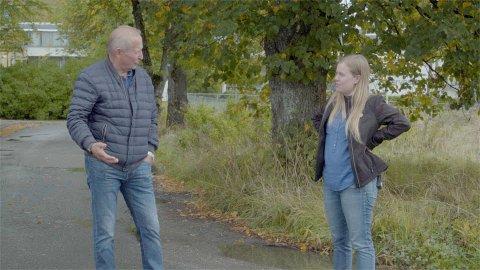 Bli med på digitalt foredrag og vandring med Roald Hansen, tidligere kultursjef i Skedsmo kommune.