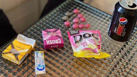 Det kan være fristende å kjøpe sukkerfrie og sunnere produkter for å døyve søtsuget, men er det bare å lure seg selv?