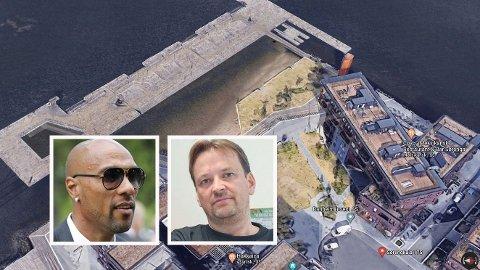 TAR KAKA: Bakermester Arild Christoffersen fra Askim bladde i sommer opp 29 millioner kroner for John Carews luksusleilighet på Sørenga.