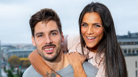 Morten Sundli og Jørgine Vasstrand venter sitt andre barn sammen.