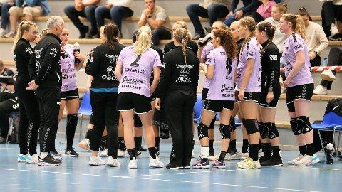 TAPTE: Romerike Ravens tapte kampen mot Oppsal 32-26.
