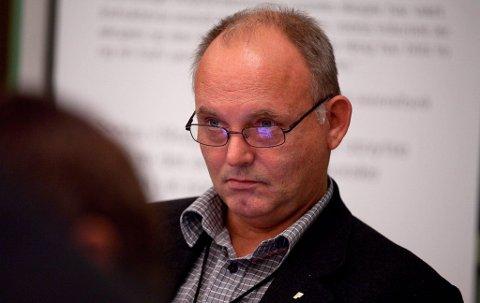 SPENT: Leder av planutvalget i Hurum, Trond Røed (Frp), er spent på utfallet behandlingen av dispensasjonssøknaden.