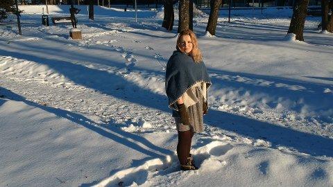 SPILTE SONJA: Kaja Margrete Saksvik Thoresen spilte rollen som Sonja for to år siden. I desember spiller hun heksa i «Reisen til julestjernen».