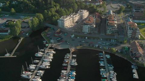 ÅPENT: Sentrumsforeningene i Sætre ønsker søndagsåpne butikker i sommerhalvåret.