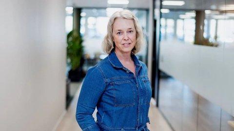 RESERVE: Mona Wold, leder Vaksinasjonsklinikken i Asker kan nå tilby folk å sette seg på reserveliste for vaksine.