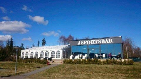 Ved veis ende: Seilet sportsbar er snart historie, nå arrangerer de som har driftet stedet tømmefest den 13. oktober.