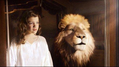 BIBELSKE UNDERTONER: Legenden om Narnia: Løven, Heksa og Klesskapet vises på Parketten 1 onsdag 6. mars kl. 18.30. PRESSEFOTO: Filmweb