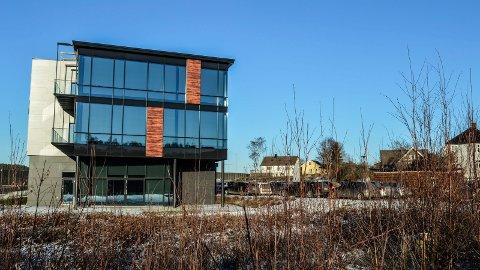 KANSKJE DOBLING: 12. februar kan flertallet i formannskapet komme til å skape en åpning for framtidig utvidelse av Tassebekk Office Center.