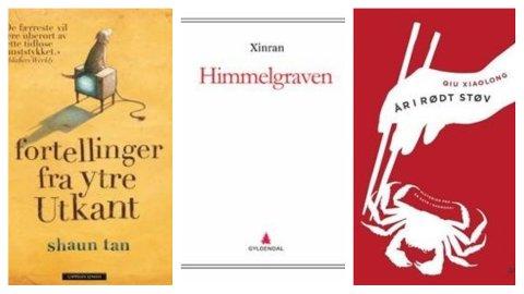 BOKTIPS: Sandefjordbibliotekene tipser om gode bøker hver uke.