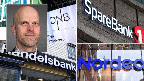 FIKK RETT: Økonomiekspert Hallgeir Kvadsheim spådde boligrenter under 1,5 prosent. Han fikk rett.