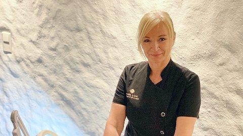 STARTER SKOLE: Grethe Norvoll har lang fartstid som frisør, hudpleier og yrkesfaglærer. Nå åpner hun Sandefjord Akademi, en privatskole med frisør- og hudpleieutdanning.