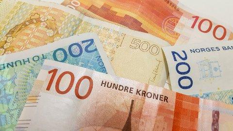 ØKNING: Stadig flere vestfoldinger får problemer med å betale gjelden sin.