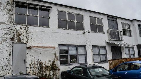 FLORS GATE 8: Gårdeier bekrefter nå at leiligheten i andre etasje, som har vært utleid til Wenche Eikåsen i to år, ikke er godkjent til formålet.