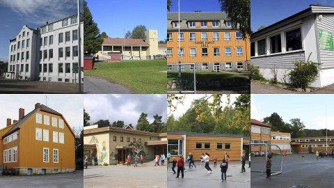 Ny skolestruktur har vært et tema lenge.