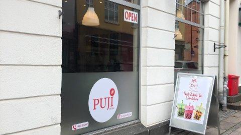 PÅLEGG: Puji Sushi fikk varsel om pålegg fra Arbeidstilsynet. Det var ikke noe problem for spisestedet, som nå feirer ett år i Sandefjord.