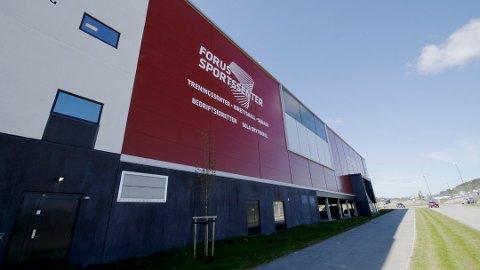 MINS DÅRLIGE LØSNING: Sandnes kommune jobber nå sammen med Stavanger for å overta eierskapet av Forus Sportssenter