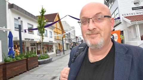 Guttorm Stangeland (H), leder i skole og oppvekst Sandnes Høyre.