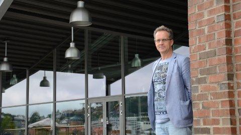 LETTA: Anders Netland trur ikkje kulturhuset må betala moms til skatteetaten.
