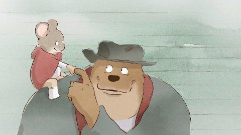 KINO: Kinokino viser gratis filmar for barn heile sommaren, som filmen Ernest og Celestine. – For å få billett er det lurt å møta opp i god tid. Billettar kan hentast på Kinokino ein time før visning, seier Gry Sædberg frå kulturhuset.