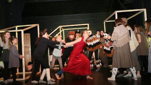 BARNEOPERA: Barneoperaen «Brundibar» blei framført 55 gonger i ein tysk konsentrasjonsleir. Til slutt blei musikarane og songarane frakta til Auschwitz og gassa i hel. Laurdag blir operaen sett opp på Kinokino.