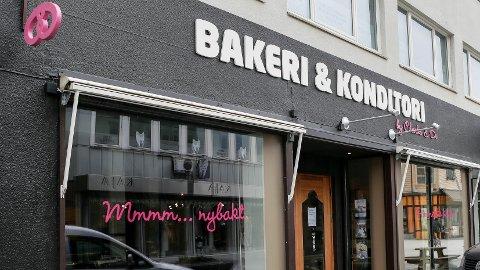 STENGT: Bakeriet til Charles & De er lagt ned. Nå er et nytt konsept på vei inn dørene.