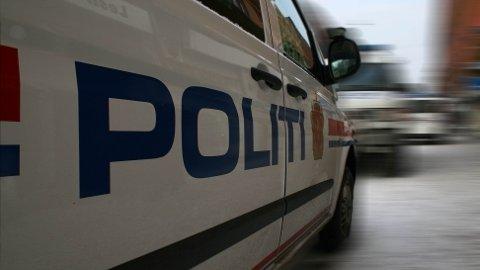 SPOR: Politiet har sikret spor etter et innbrudd på Vatne. Illustrasjonsfoto: Trond Eirik Olsen