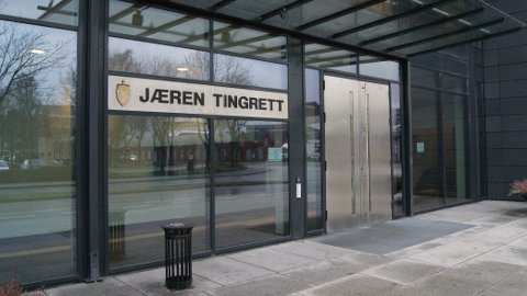 GJENGANGER: En gjenganger ble nylig dømt til 45 dagers fengsel i Jæren tingrett.