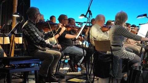 KONSERT: Fredag framfører Sandnes Symfoniorkester konsert med filmmusikk av John Williams.