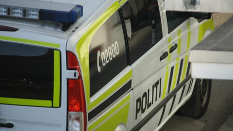 INNBRUDD: Politiet har sikret sport etter et innbrudd på Fløysvik.
