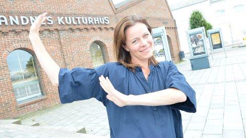[b]DANSEGLEDE:[/b] Leder Therese Markhus I RAS gleder seg over mer midler og et variert og godt høstprogram