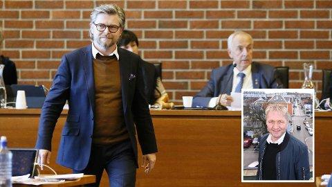 – NOK ER NOK: Thor Magne Seland med klar beskjed til Pål Morten Borgli og Frp.