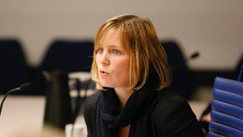 ORIENTERTE: Elisabeth Tostensen tar med seg tilbakemeldingene fra styringsgruppen i det videre arbeidet med å skape et fullverdig bussalternativ til alle på Nord-Jæren.