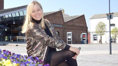 KONSERT: Hanne Sørvaag opptrer i Sandnes denne førjulstiden.