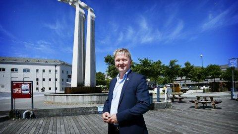 Pål Morten Borgli undrer seg over om det ikke er mulig å bygge rimeligere enn planene tilsier for nytt parkeringshus i sentrum.