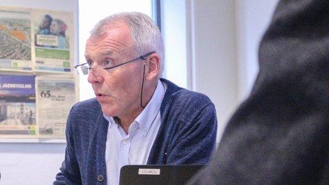 Torgeir Ravndal ville ikke lenger være daglig leder i Sandnes Tomteselskap