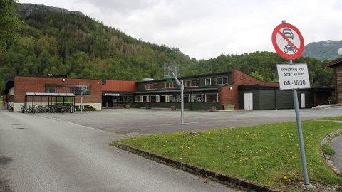 Elevene som skal fra Forsand barneskole til ungdomsskolenivå, må reise til Jørpeland i 2020.