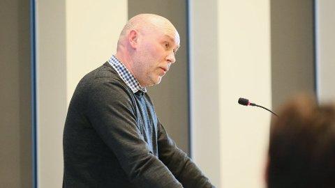 Kenny Rettore er klar på hva Sandnes Høyre mener.
