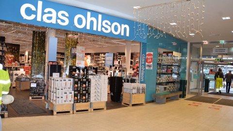 Clas Ohlson.
