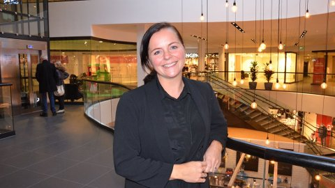 NY JOBB: Birte Wiinberg tok over sjefstolen på Bystasjonen i 2018. Nå skal hun også lede Tasta senteret i Stavanger.