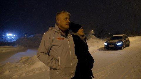 Gjert og Tone besøker Båtsfjord i Finnmark, hvor Gjert vokste opp.