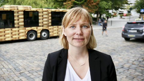 Elisabeth Tostensen (41) blir den nye kommunikasjonsrådgiveren i Sandnes kommune.