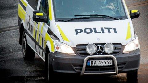 Politiet måtte ved to anledninger gripe inn i trafikkbildet denne helgen. Arkivfoto.