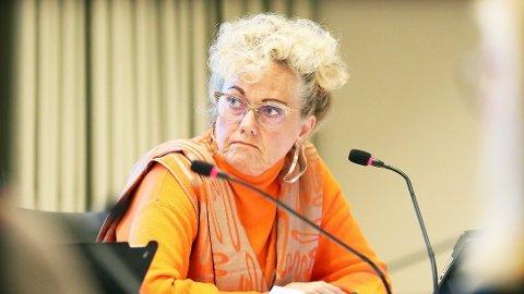 BEKYMRET: Bodil Sivertsen ber politikerne jobbe sammen fremover på tvers av de ulike partiene.