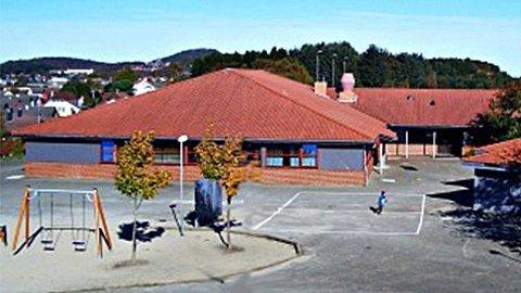 Mange vil bli lærer på Porsholen skole.